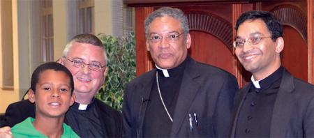 Bishop Perry Talk