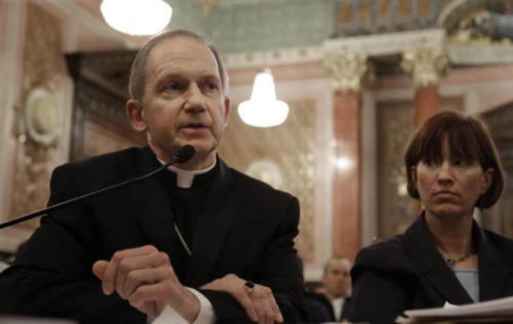 Bishop paprocki same-sex relationships