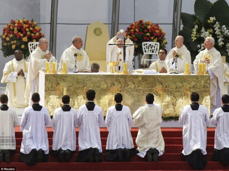Authentic liturgical reform