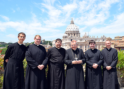 2015 Rome Experience MTSM with Cardinal Burke web