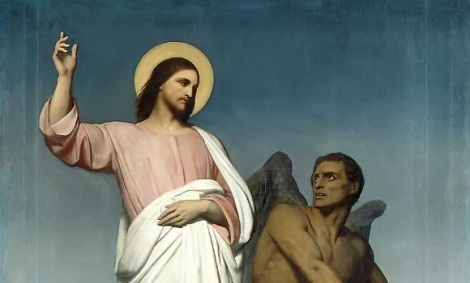 Jesus and the Devil2