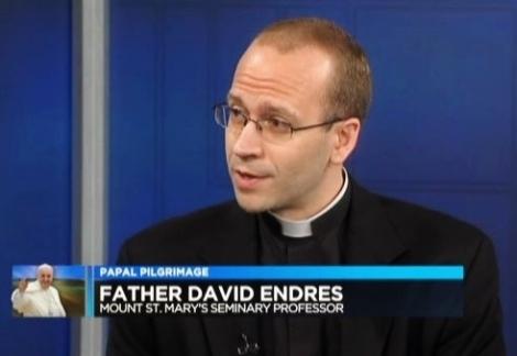 Fr. Endres interviewfox19onSept242015
