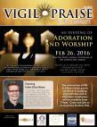 Vigil Praise - February 2016